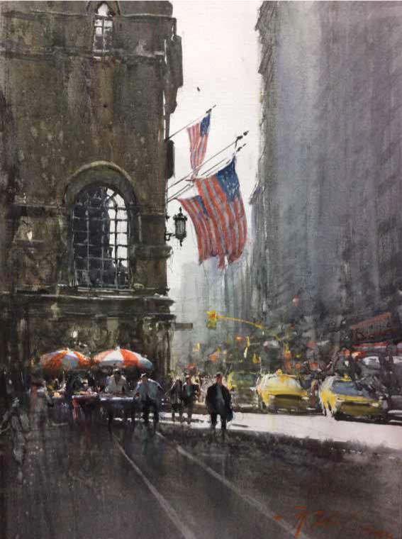Joseph Zbukvic - Kai Fine Art